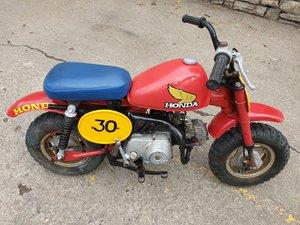 0000 Honda Monkey Bike For Sale by Auction