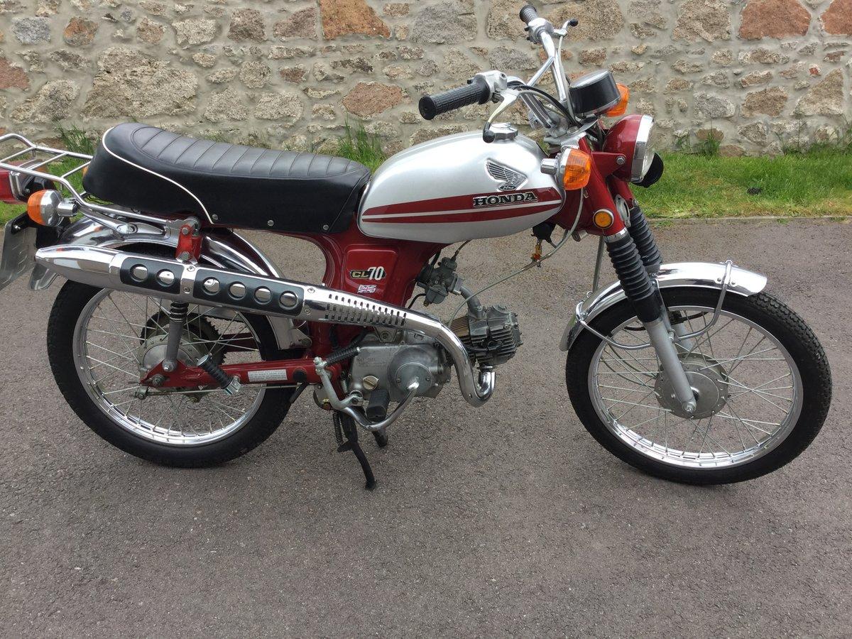 Honda cl 70