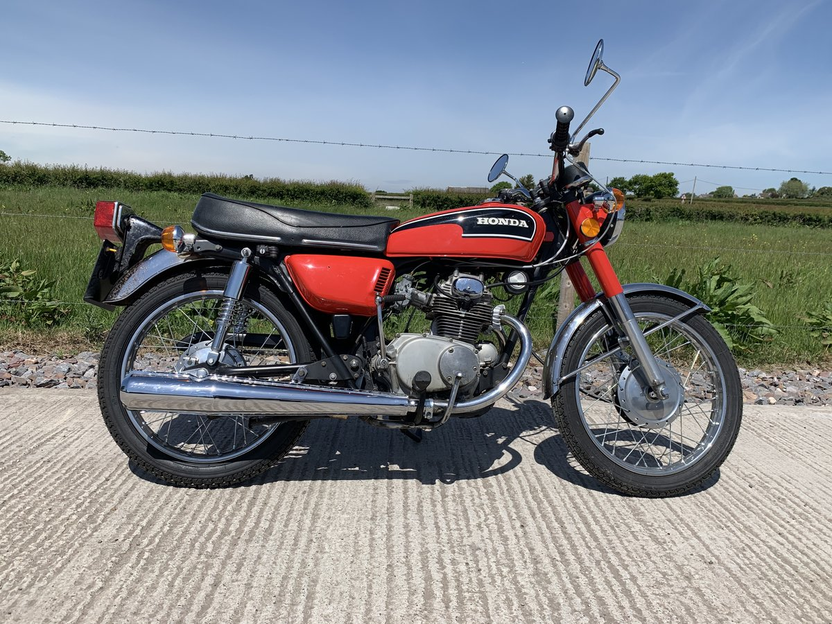 Honda CB175 1972 For Sale (picture 5 of 5)