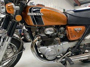 1971 Honda CB350 Package SOLD