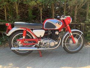 1964 Honda CB72