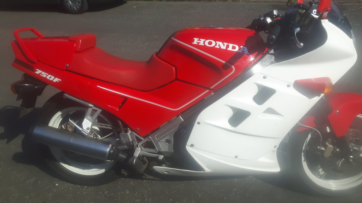 1988 Honda Vfr 750 For Sale (picture 3 of 6)