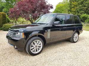 2011 Range Rover Autobiography 4.4 TD V8 - one owner