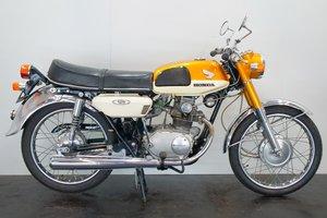 Honda CB 125 1969 125cc 2 cyl ohc