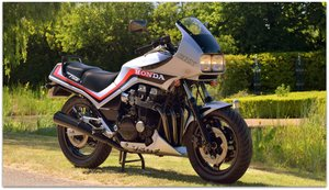 HONDA CBX750 WITH JUST 24,690 MILES LOVELY CONDITION