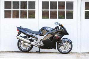 2000 HONDA CBR1100XX SUPER BLACKBIRD