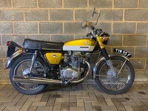 1968 Honda CB250 K0