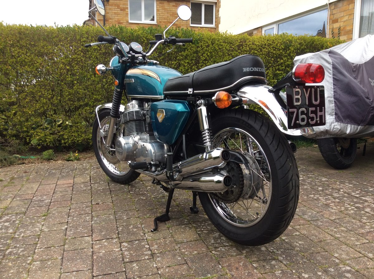 1970 Honda CB750 K0 For Sale (picture 4 of 6)
