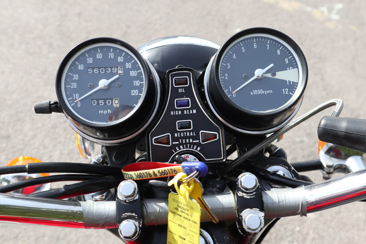 1976 Honda CB400 Four. In nice original condition For Sale (picture 6 of 6)