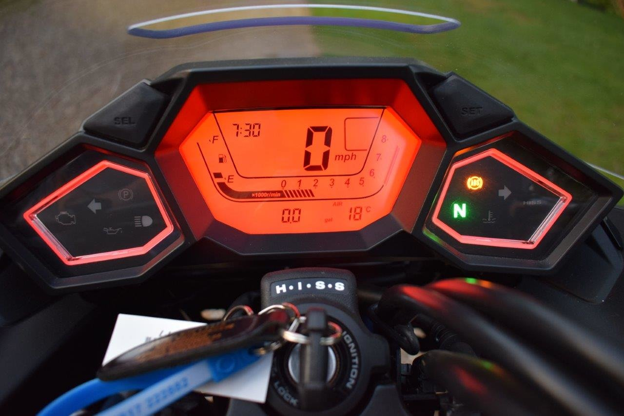 2016 Honda Vultus NM4 RC82 NC750J-F 6-Speed DCT Automatic SOLD (picture 3 of 6)