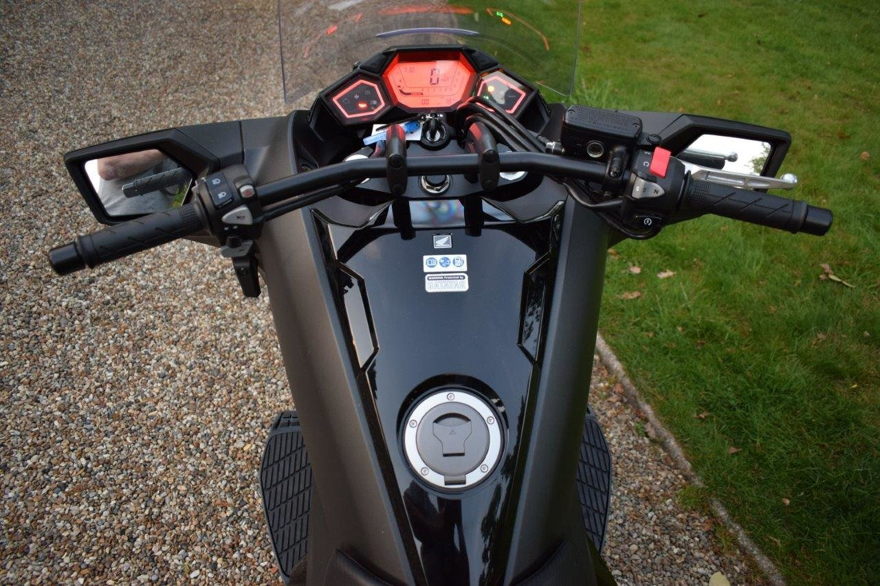 2016 Honda Vultus NM4 RC82 NC750J-F 6-Speed DCT Automatic SOLD (picture 4 of 6)