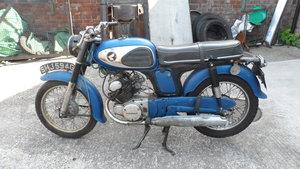 Honda 175cc