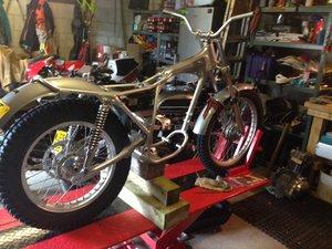 Honda TL 250 Classic Trials bike