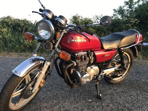 HONDA CB650Z RIDE OR RESTORE