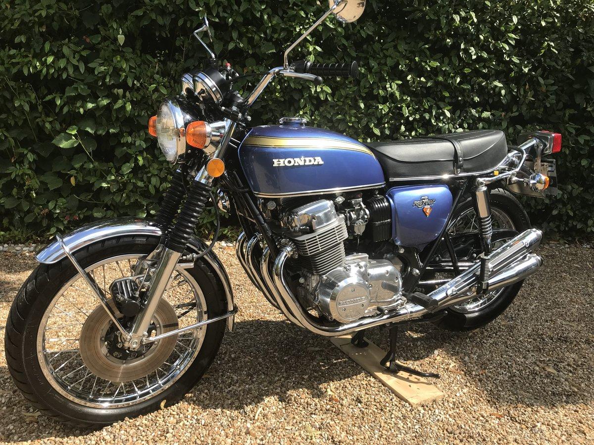 1972 Honda CB750 K2 **Restored, Stunning** For Sale (picture 1 of 6)