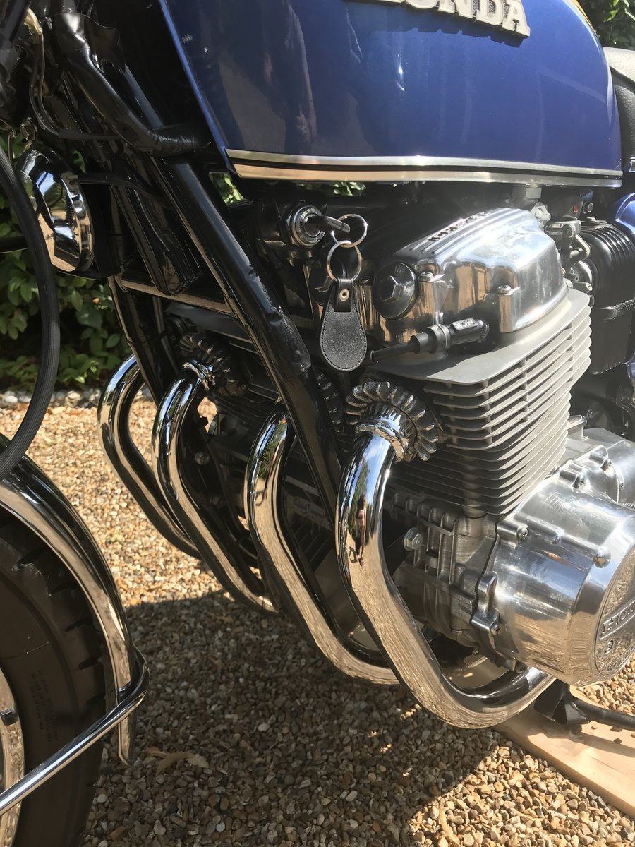 1972 Honda CB750 K2 **Restored, Stunning** For Sale (picture 4 of 6)