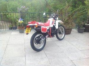 1984 Honda mtx 200 cc 2 stroke