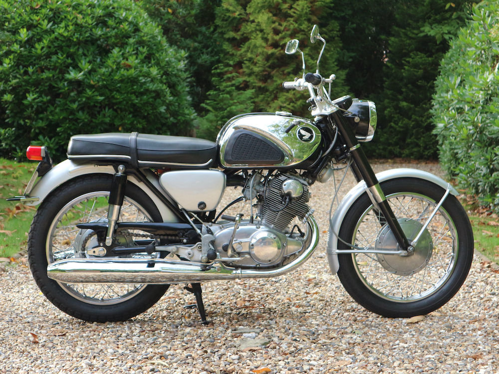 Honda CB77 1966 For Sale (picture 1 of 6)