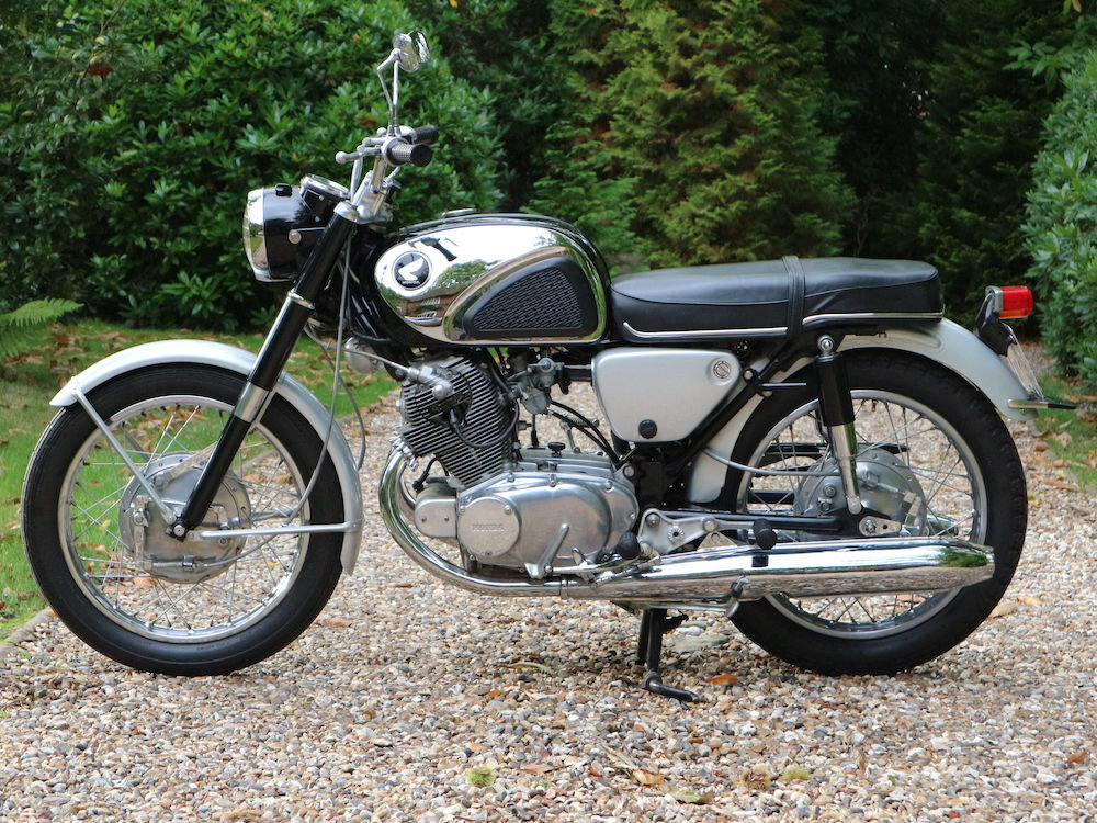 Honda CB77 1966 For Sale (picture 2 of 6)