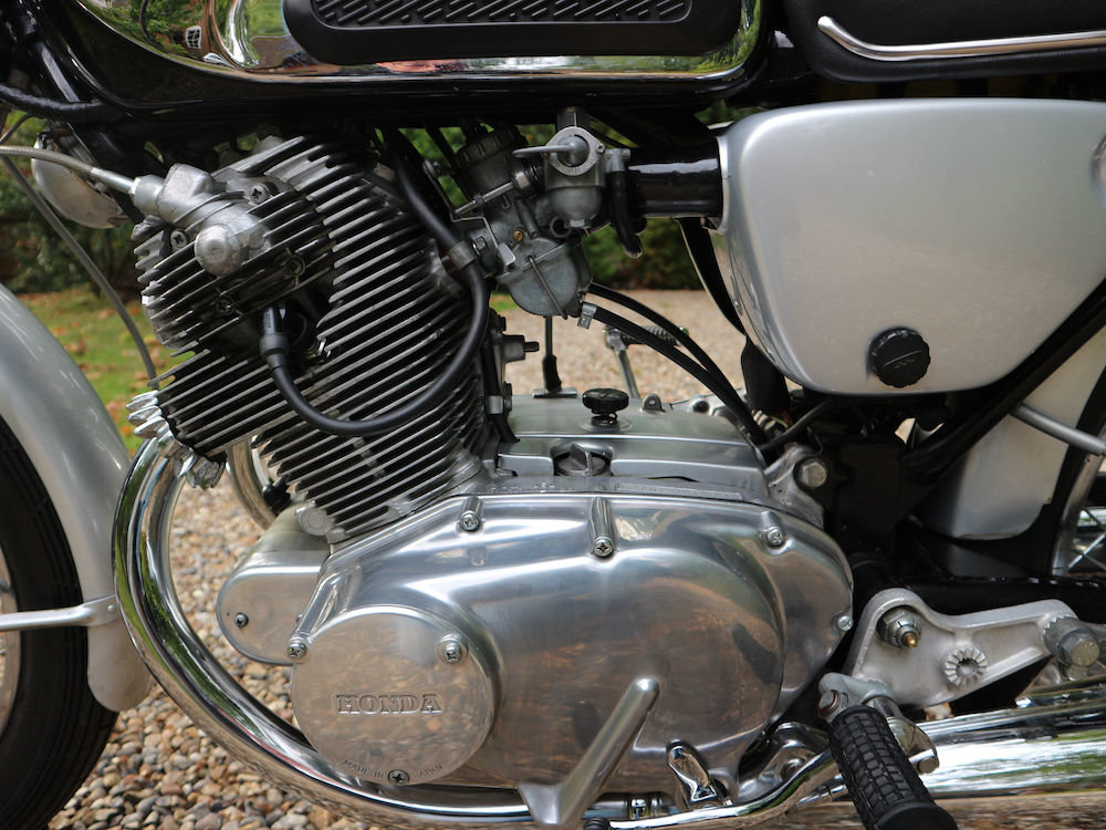 Honda CB77 1966 For Sale (picture 4 of 6)