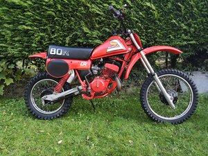 Honda cr80 elsinore