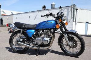 1976 Honda CB 550/4 Super Sport