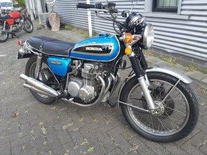 Honda 500 Four 1976