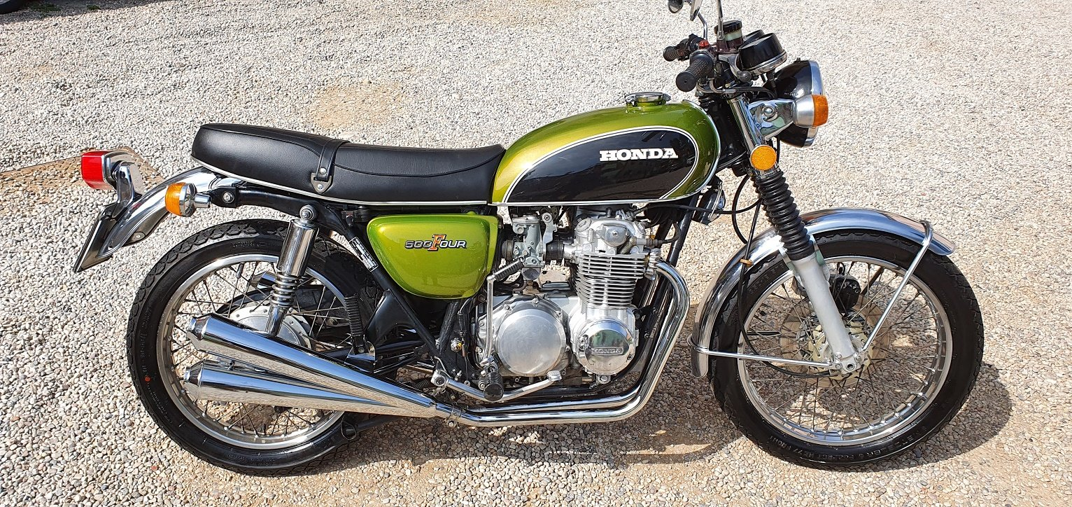 1973 Moto Honda CB 500 Four For Sale (picture 1 of 6)