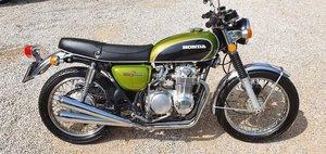 1973 Moto Honda CB 500 Four For Sale