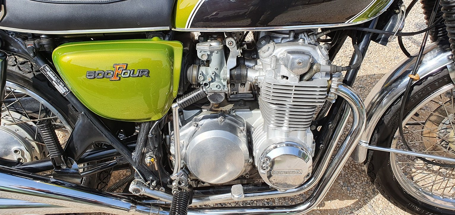 1973 Moto Honda CB 500 Four For Sale (picture 3 of 6)