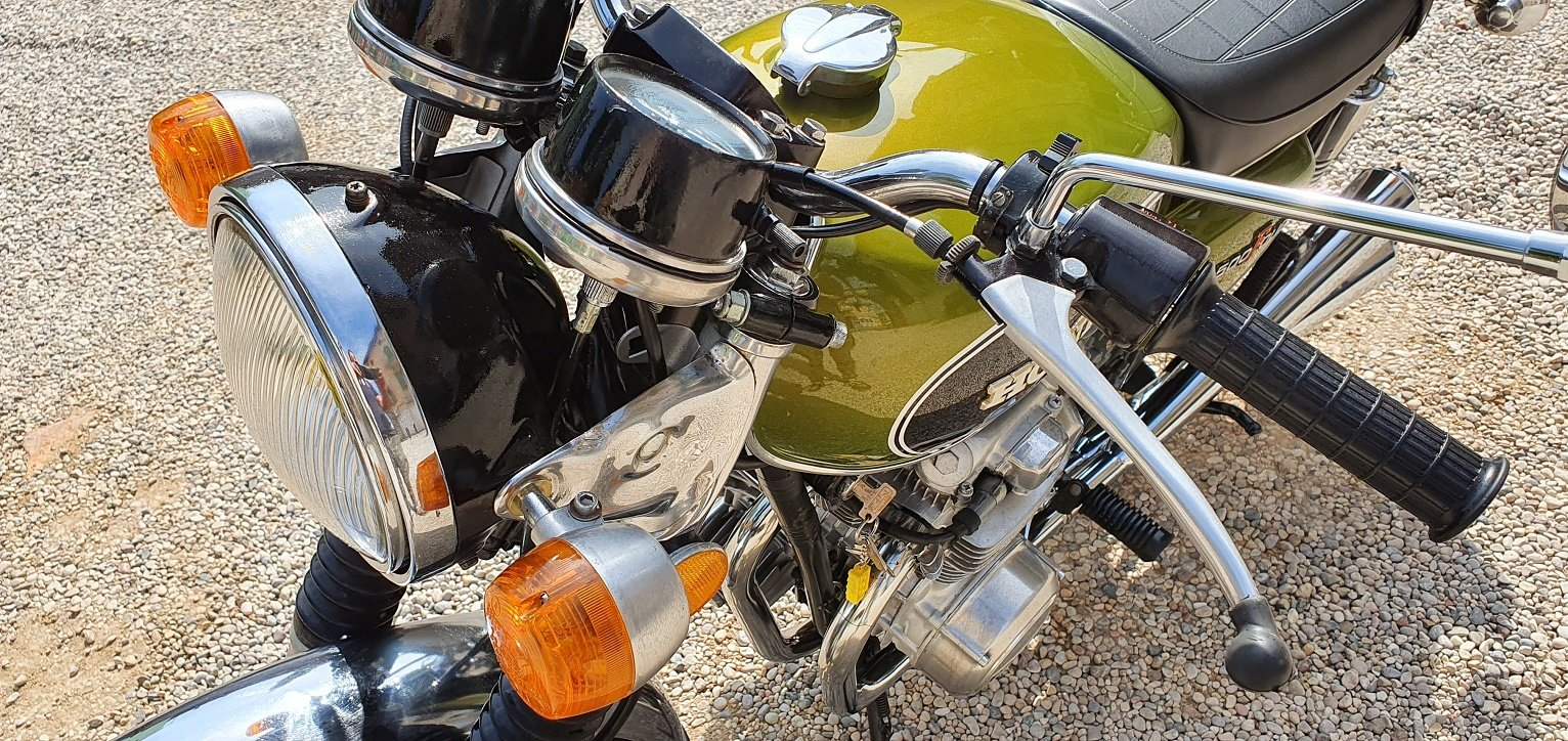 1973 Moto Honda CB 500 Four For Sale (picture 4 of 6)