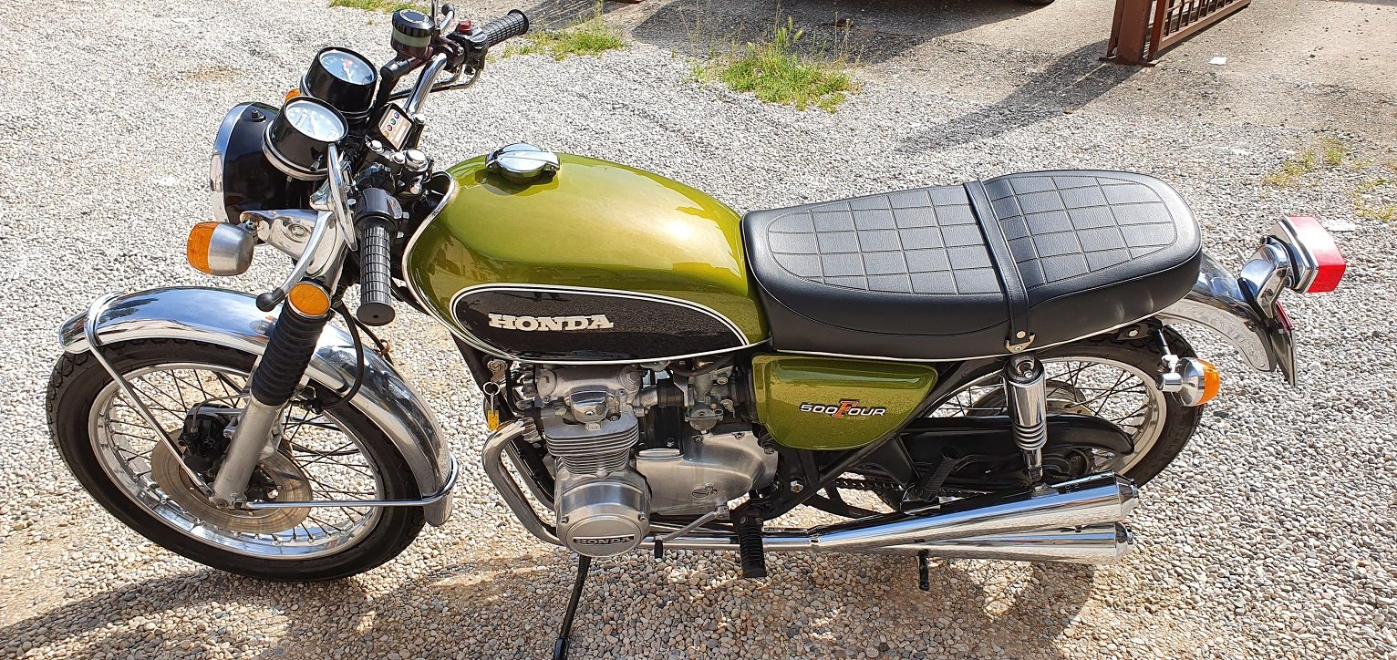 1973 Moto Honda CB 500 Four For Sale (picture 5 of 6)