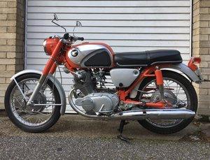 Honda CB77