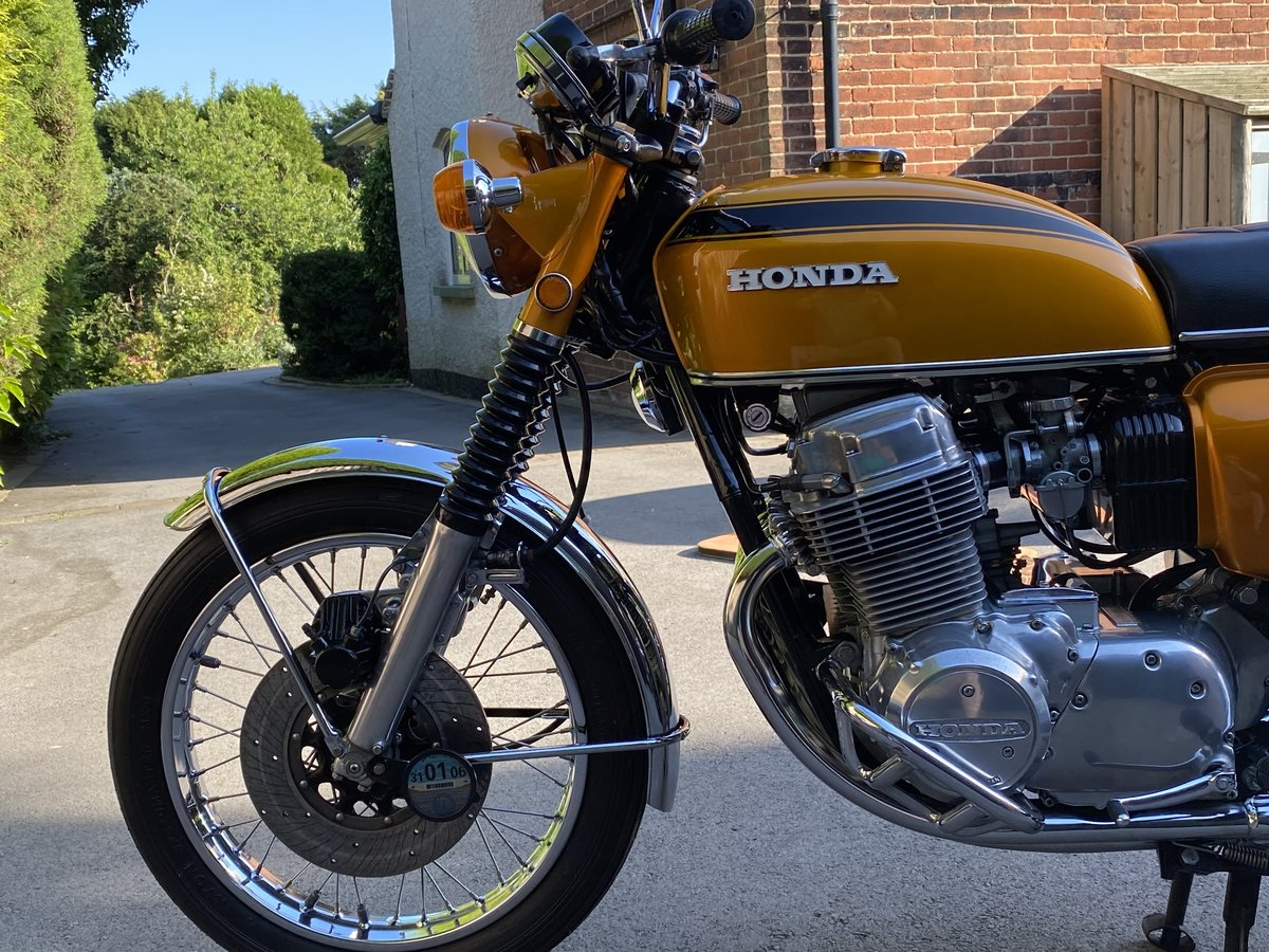 1971 Honda CB750 K1 SOLD (picture 4 of 6)