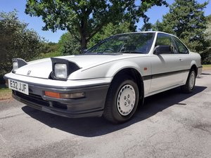 1988 HONDA PRELUDE 2.0 EX AUTO ~ GENUINE 52K MILES ~ OWNED 26YRS!