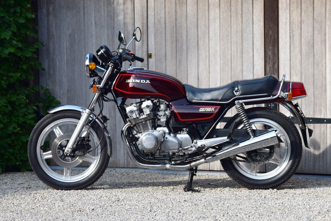 1980 Honda CB750K For Sale (picture 2 of 6)