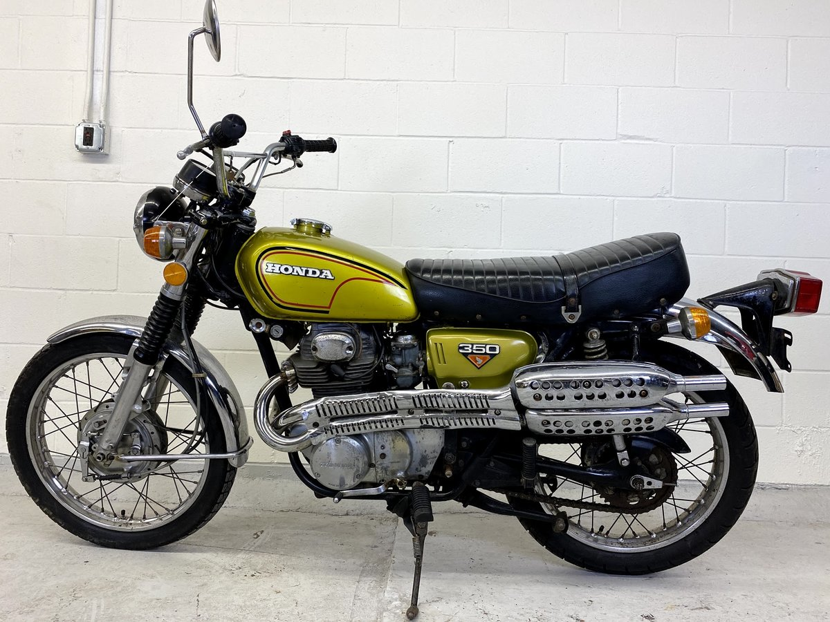 1972 Honda CL350 For Sale (picture 1 of 5)