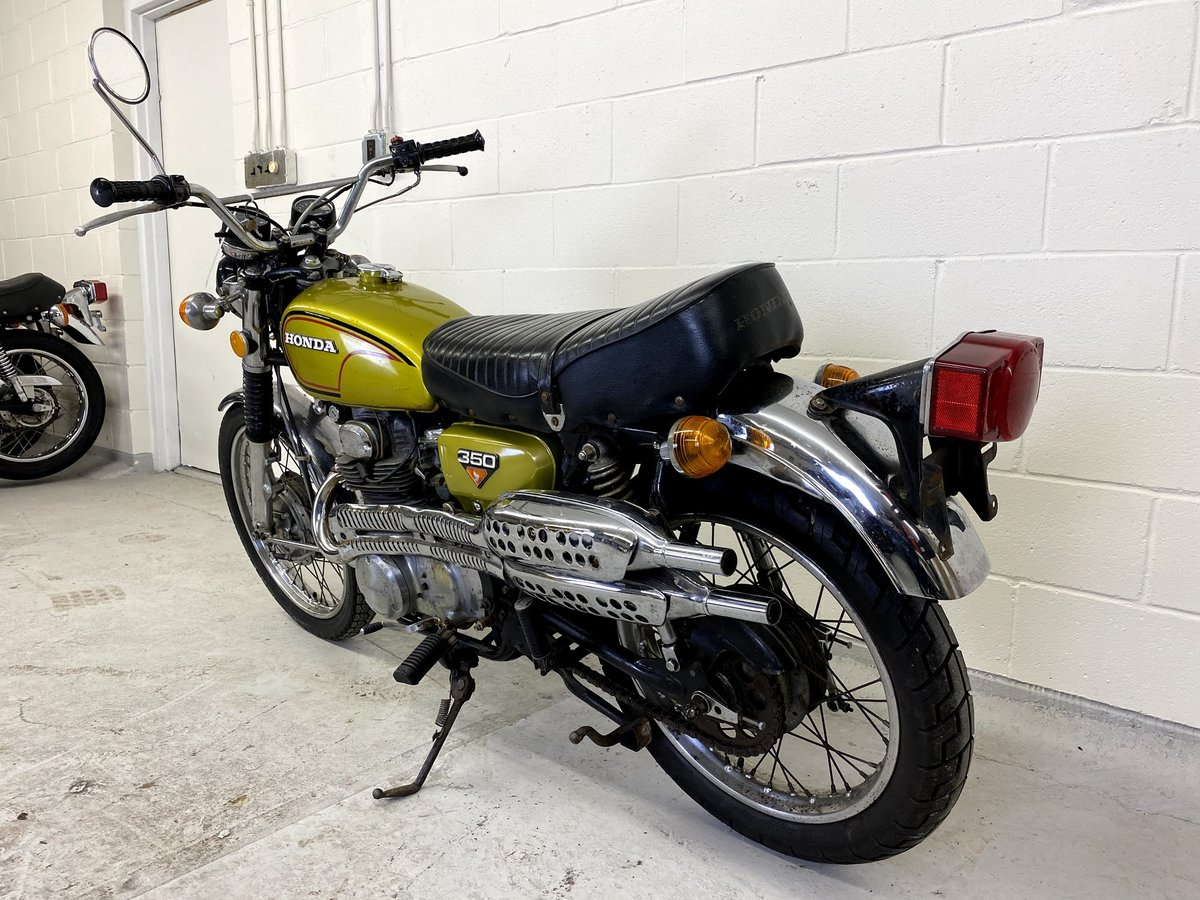 1972 Honda CL350 For Sale (picture 2 of 5)