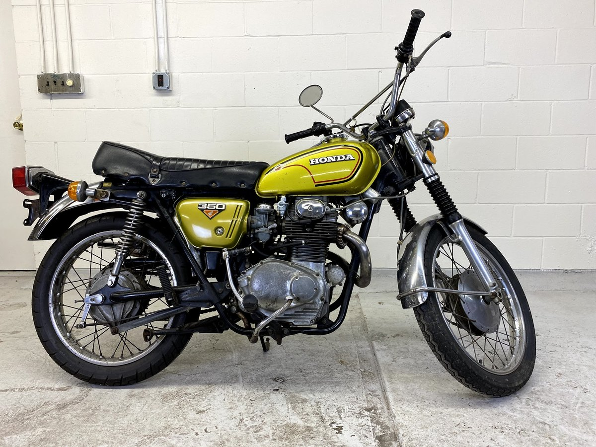 1972 Honda CL350 For Sale (picture 4 of 5)