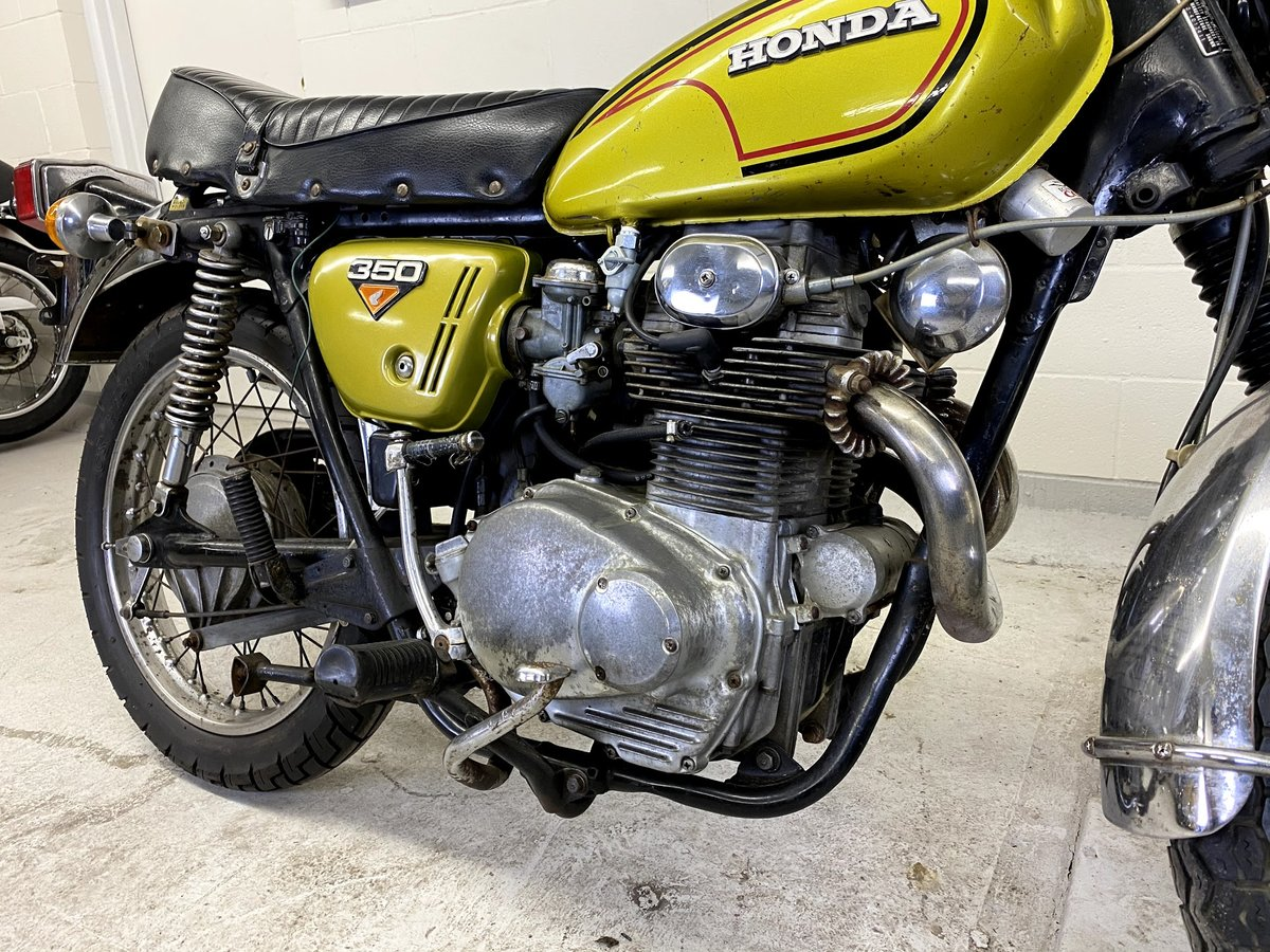 1972 Honda CL350 For Sale (picture 5 of 5)