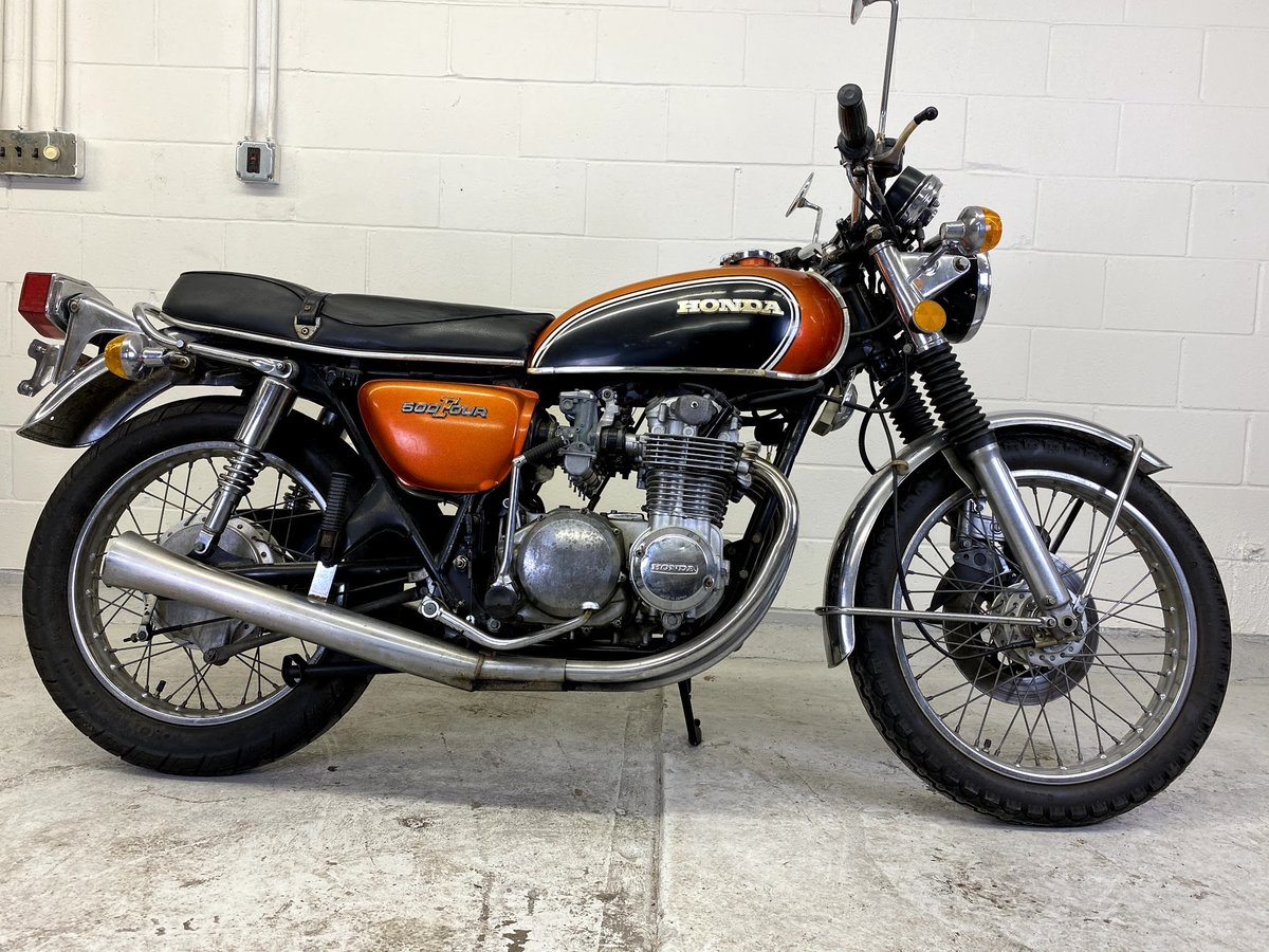 1972 Honda CB500 Four For Sale (picture 4 of 6)