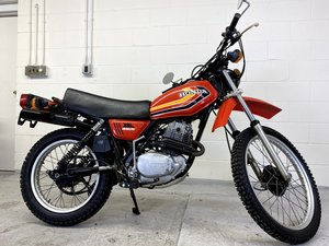 Honda XL250 S