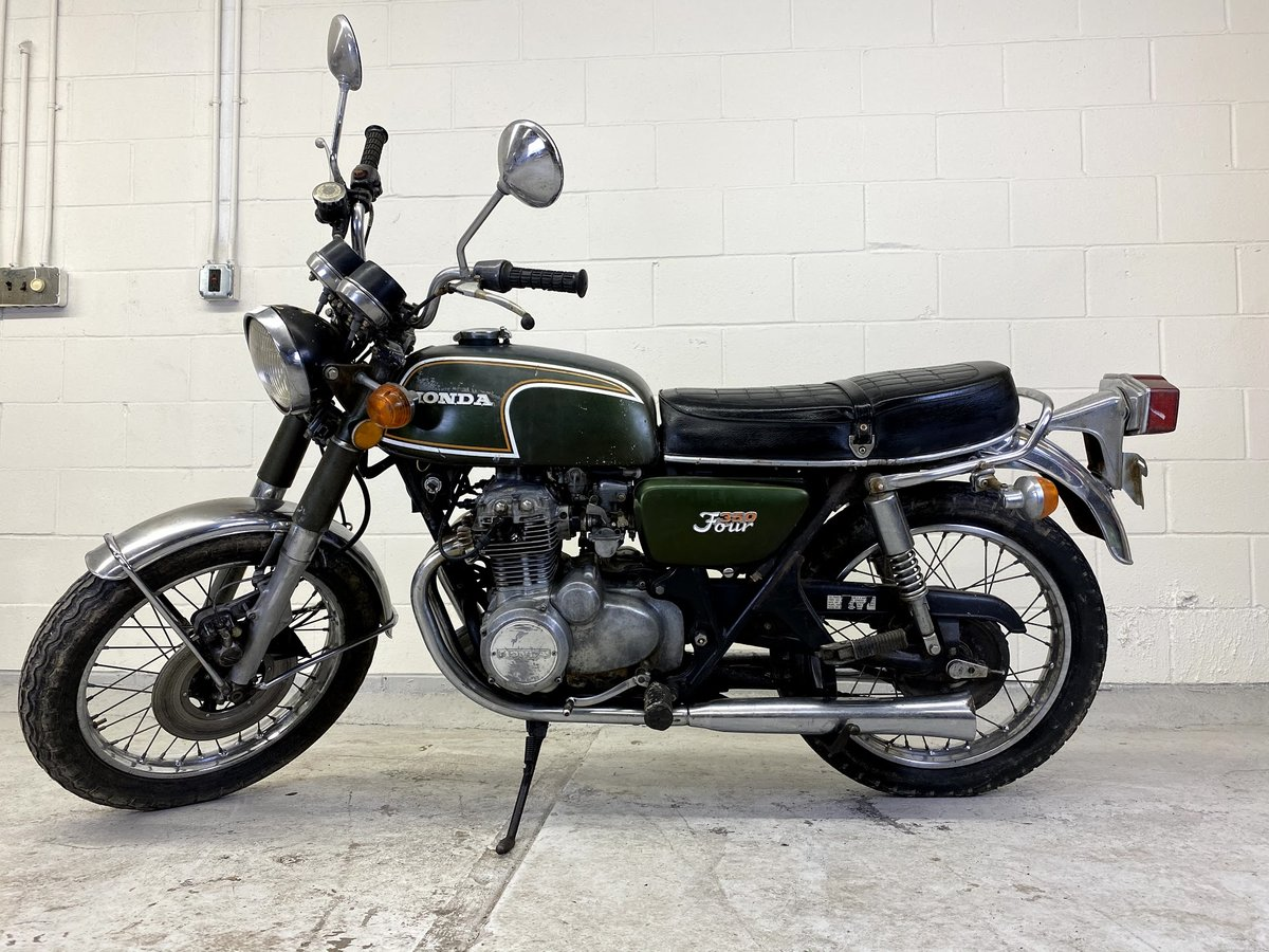 1972 Honda CB350 Four For Sale (picture 1 of 6)