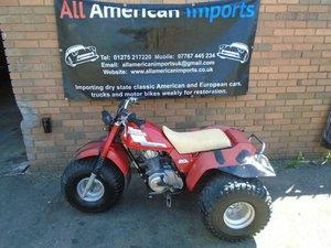1984 HONDA ATC200S 3 WHEELER TRIKE ATV  SOLD