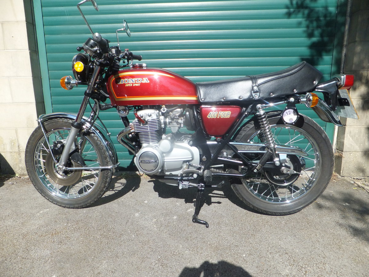 1979 Honda CB400/4 SOLD (picture 2 of 6)