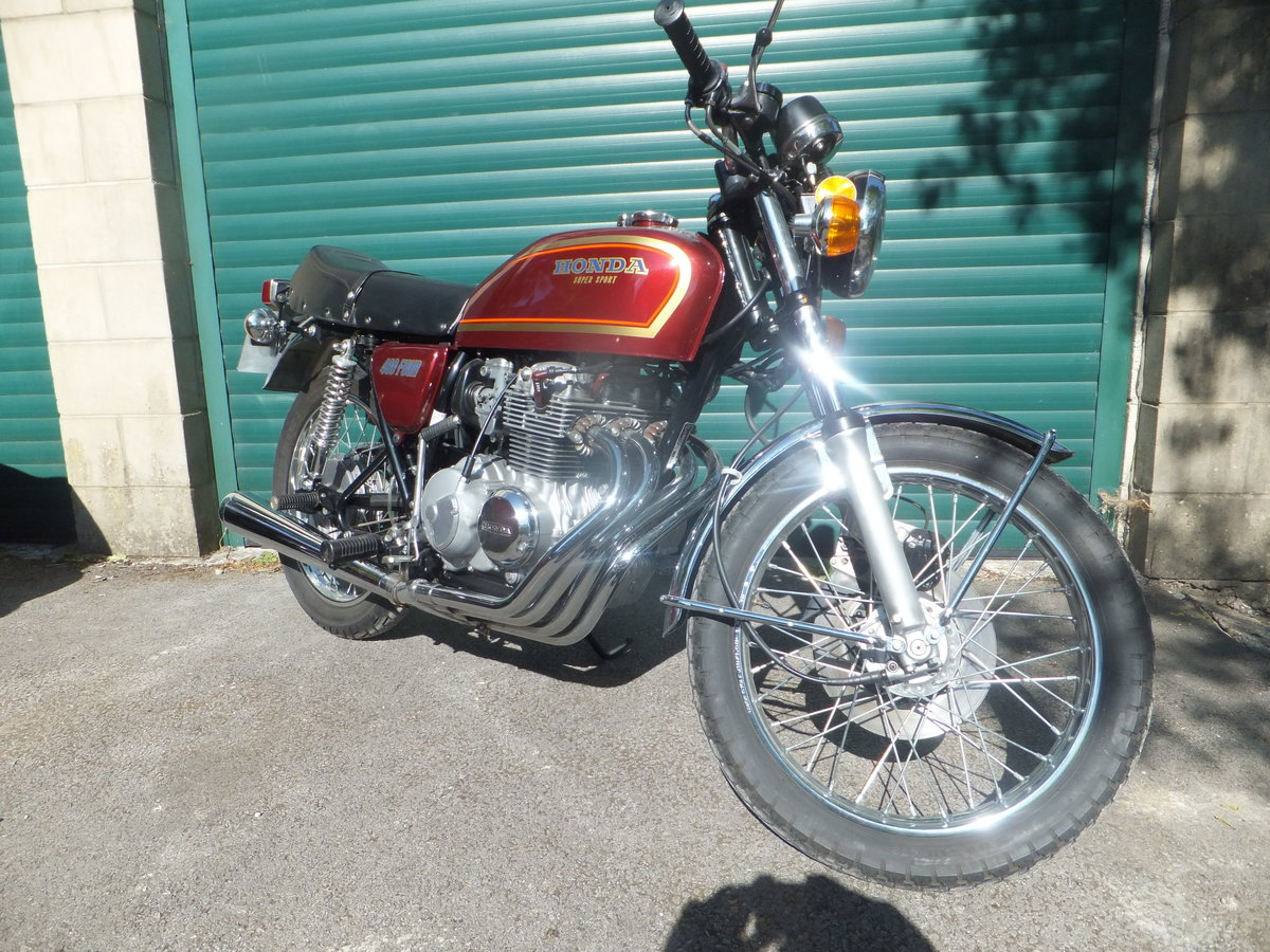 1979 Honda CB400/4 SOLD (picture 3 of 6)