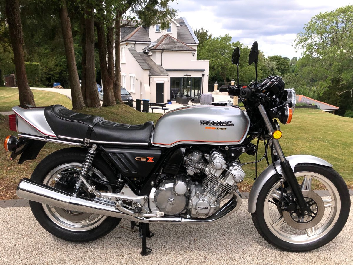 1980 CBX1000Z  SOLD (picture 1 of 6)