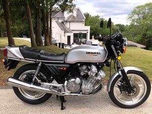 Picture of 1980 CBX1000Z  SOLD
