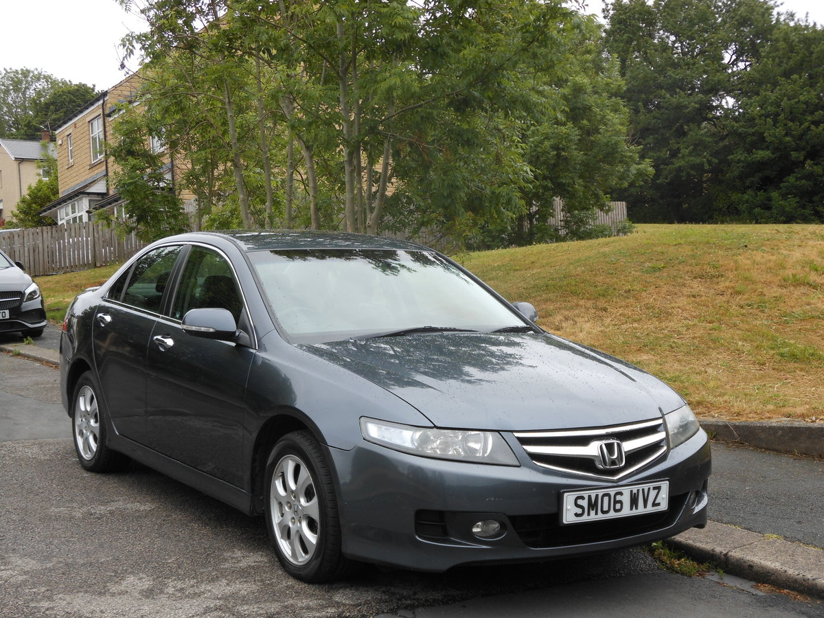 2006 Honda Accord 2.2 CTD-i Sport 6SPD Face Lift + FSH For Sale (picture 1 of 6)