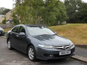 2006  Honda Accord 2.2 CTD-i Sport 6SPD Face Lift + FSH